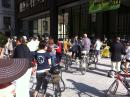 Bike Chicago gathering. (click to zoom)