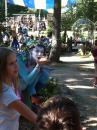 Amazing bubble making fairy at Rennaisance Faire. (click to zoom)