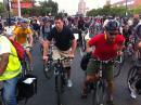 Chris Drew Memorial Critical Mass ride (click to zoom)