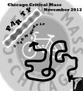 Chicago Critical Mass 2012.11.30 (click to zoom)