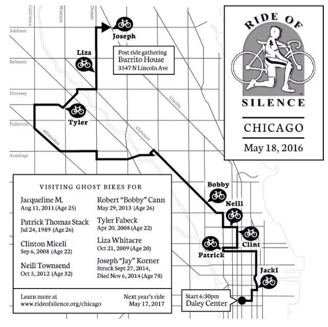 Ride Of Silence 2016.05.18