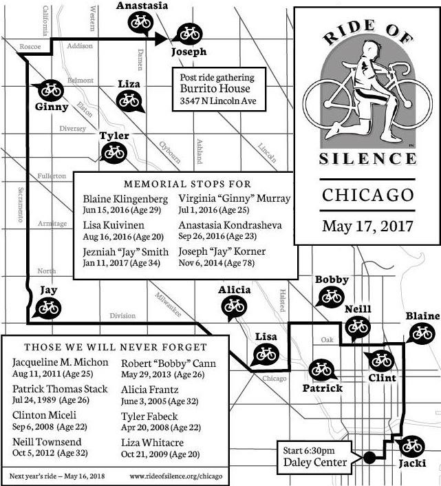 Ride Of Silence 2017.05.17