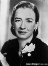 Grace Hopper (1906-1992) (click to zoom)