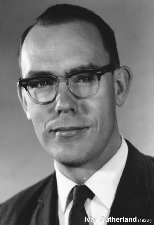 Ivan Sutherland (1938-) (click for next photo)