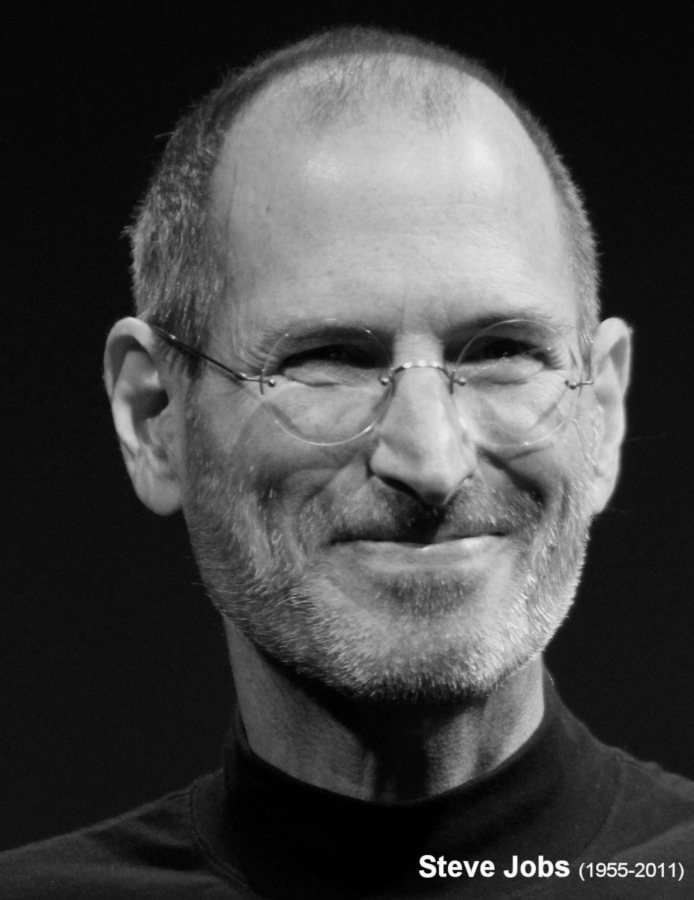 Steve Jobs (1955-2011) (click for next photo)