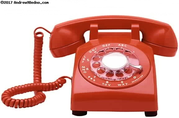 Bedno.com virtual voicemail: 773-442-2386 (4422FUN).