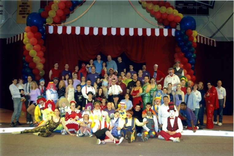 Triton Troupers Circus history.