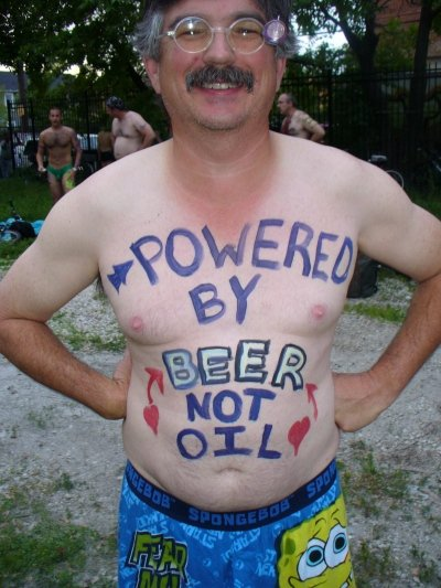 Recommended World Naked Bike Ride Chicago body painting.