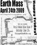 Chicago Critical Mass Route Archive