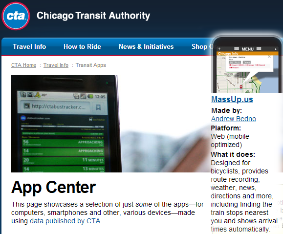 Chicago Transit Authority (click for next photo)