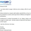 MorCare (click to zoom)